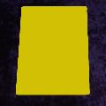Cut Card Wide Yellow