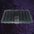 Thick Black Poker Tray 350 Capacity with space for cards