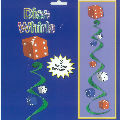 Dice Whirls Pack of 3