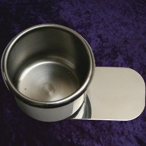 Stainless Steel Slide In Cup